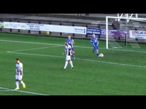 GOALS | Stafford Rangers 2 - 2 Warrington Town | Evo-Stik Premier [05.11.16] https://youtu.be/fBsXYtgNlbs