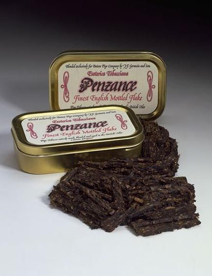 "Arguably some of the best pipe tobacco on the market (assuming you can find any). Esoterica Tobacciana's ""Penzance""."