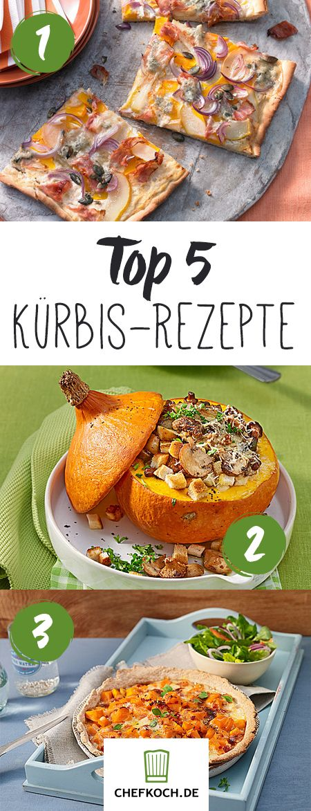 38 best Kürbis-Rezepte images on Pinterest Tags, Autumn and Pumpkin - kürbissuppe rezept chefkoch