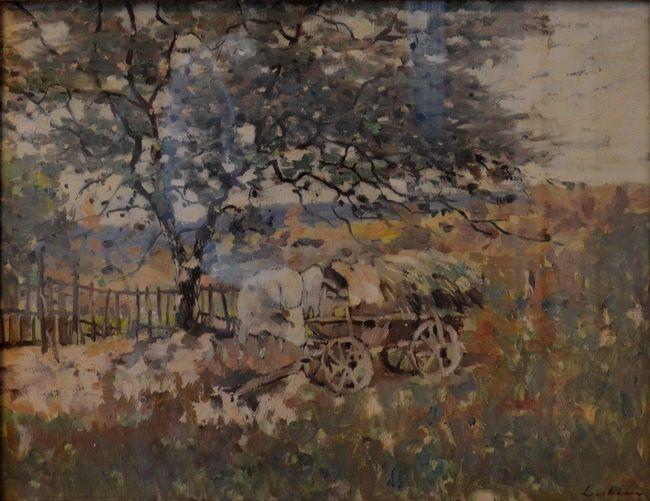 Stefan Luchian - La umbra pomului