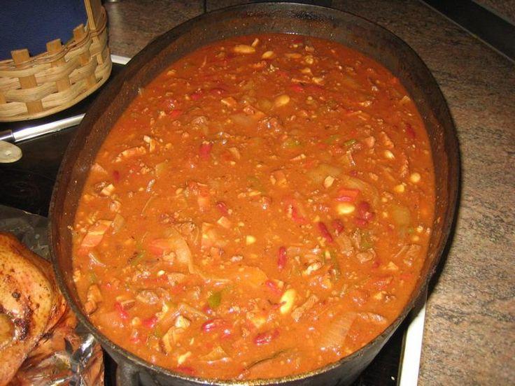 Rezept - Chili con Carne