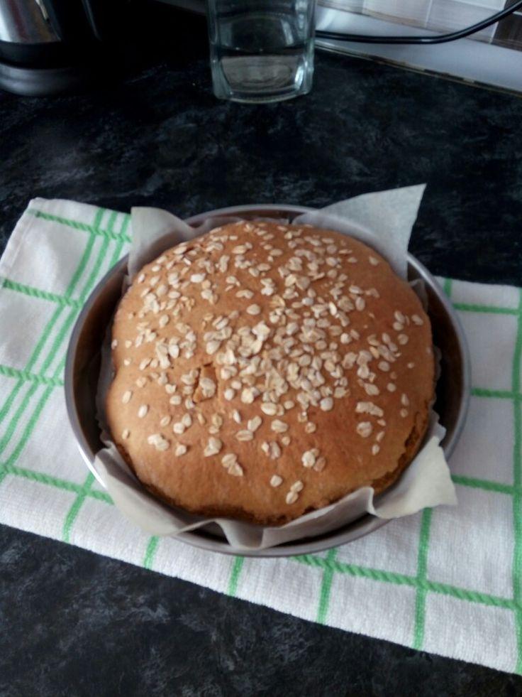 Siyez unu ile evde ekmek