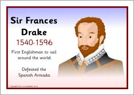 Tudor explorers posters (SB10385) - SparkleBox