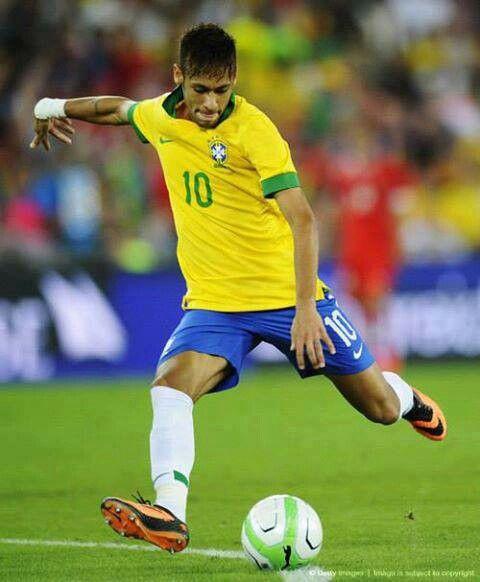 Neymar #Brazil