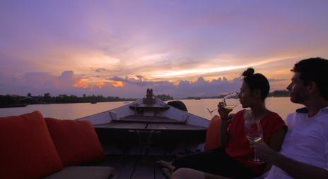 Anantara Hoi An Thu Bon River Cruise