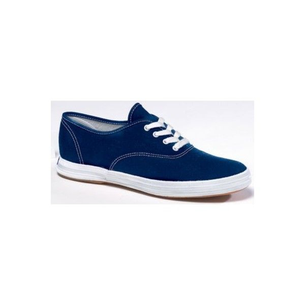Keds Champion Womens Sneakers (€35) ❤ liked on Polyvore featuring shoes, sneakers, navy, keds sneakers, american shoes, arch support shoes, keds shoes and keds
