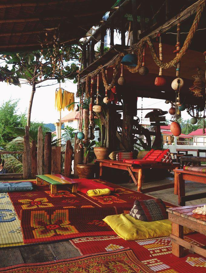 Rasta Baby Bar, Koh Lanta, Krabi, Thailand.