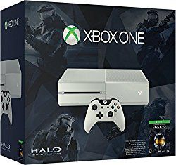 Xbox One Special Edition Halo: The Master Chief Collection BundleGet the essential Halo experience with the Xbox One Halo: The Master Chief Collection Bundle. It includes The Master Chief's entire story with Halo Combat Evolved: Anniversary, newly remastered Halo 2: Anniversary, Halo 3, and Halo 4.   #newly #story