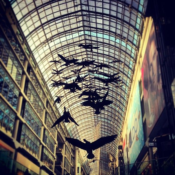 Toronto Eaton Centre in Toronto, ON