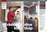 Skräddarsy dina köksskåp