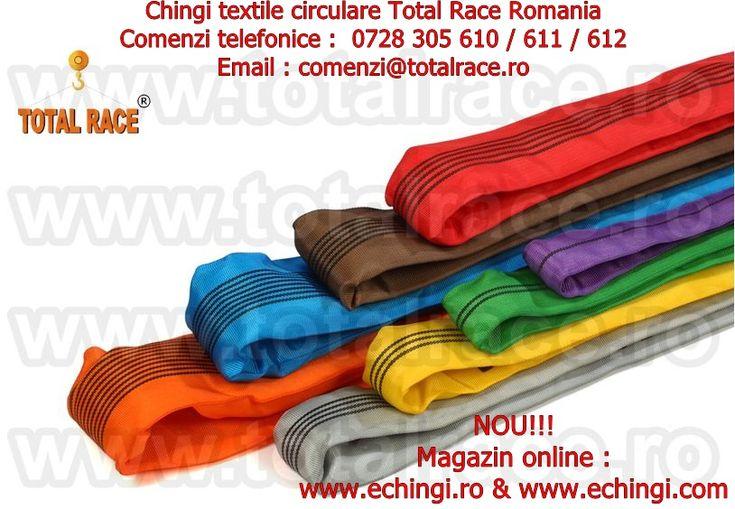 Returnati la sediul companiei noastre din Bucuresti, orice chinga de ridicare si beneficiati la achizitia unei chingi noi de ridicare de un discount 20% din pretul de lista. Shop online: www.echingi.ro