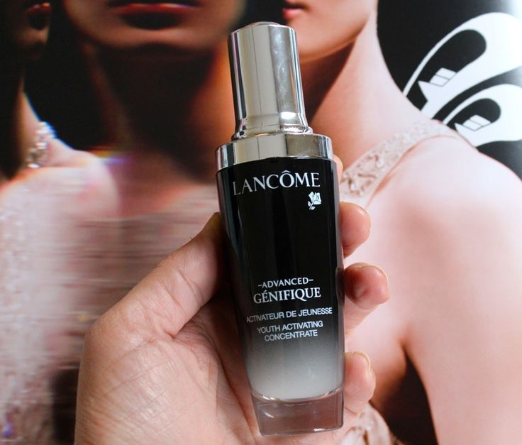 Lancome Advanced Genefique Youth Activating Concentrate  Best face serum