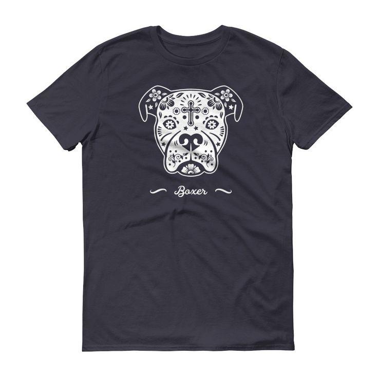 Sugar Skull Boxer shirt
