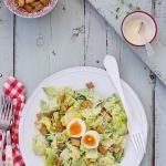 Ensalada César (Caesar Salad)