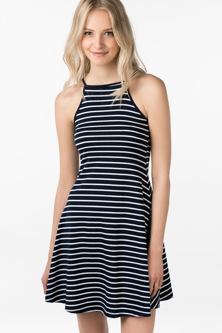 Casual Halter Dresses