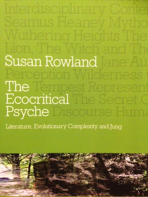 The Ecocritical Psyche unites literary studies, ecocriticism, #Jungian ideas, mythology and complexity evolution theory for the first time, developing the aesthetic aspect of #psychology and science as deeply as it explores evolution in #Shakespeare and Jane Austen.