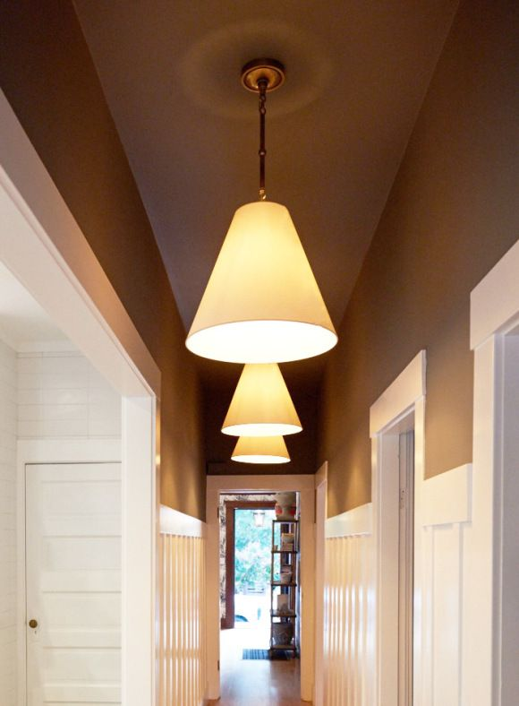 Inspirational Hanging Hallway Lights