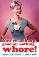 Rude and Funny Valentines Card