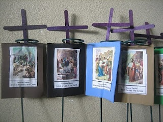 Portable Stations of the Cross