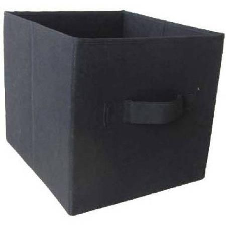 Mainstays Collapsible Fabric Storage Cube Set Of 2