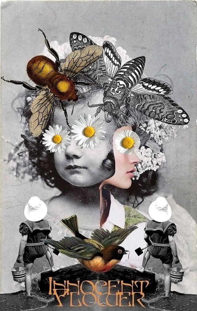 A colagem é uma modalidade da arte que proporciona um certo escapismo, tanto para o artista que a idealiza, quanto para o seu público espectador, com emblemas e sinais o artista cria um mundo parti…