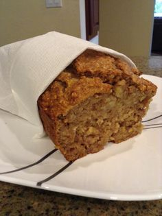Healthy Oatmeal Banana Bread | Tasty Eats & Sweet Treats