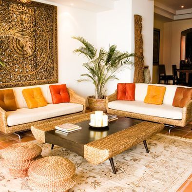 A bright living room is always warm and welcoming  Image Source: Houzz #morphdesign#morphmagic#interiors #decorideas#beautifulhomes #chichome #homeinspiration #minimalisticdesigns #decorideas #instadecor #dreamhome #homeinspiration #minimalistdecor #bohochic #homestyling #livingspace #modernliving