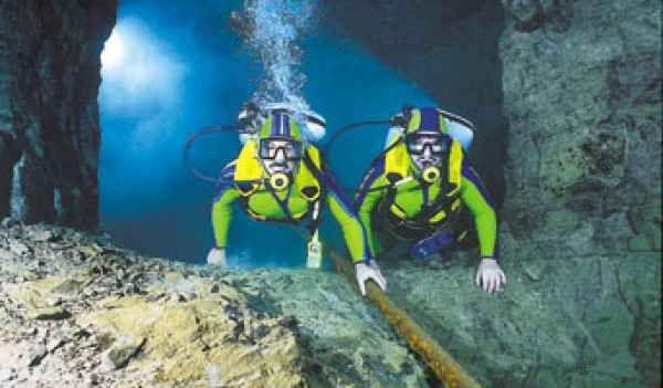 Only in America: 12 Unique Domestic Dives   Scuba Diving