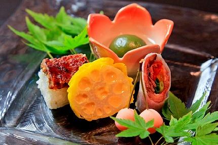 샬레TnL이 추천하는 유후인 료칸, 와라비노의 맛있는 음식ːRYOKAN by tokyohare_료칸 전문 여행