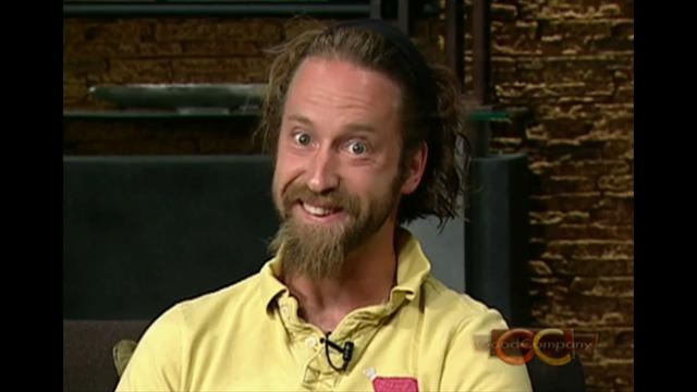 """Comedian Josh Blue who won season 4 of NBC's """"Last Comic Standing"""" was on Good Company today.  Click the pic to watch his interview."""