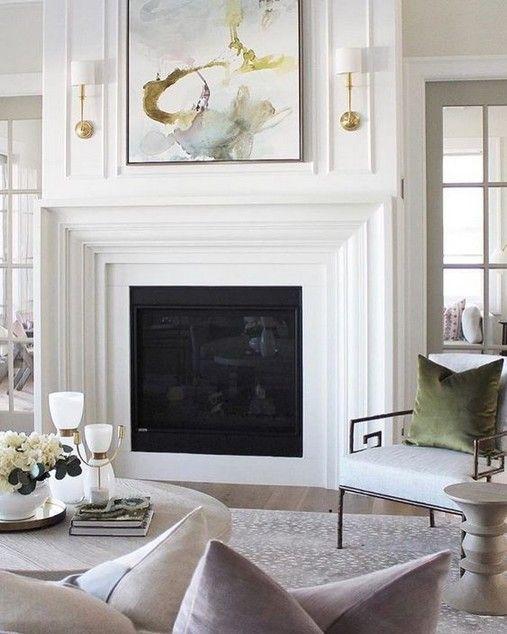 10 Stunning Family Room Ideas With Fireplace 2 Kamin V Gostinoj