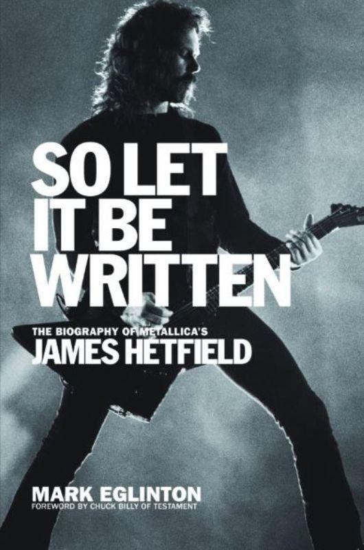 Vai ser lançada a biografia não oficial de James Hetfield http://bicho-das-letras.blogspot.pt/2017/02/so-let-it-be-written-biografia-nao.html #metallica #heavymetal #livros
