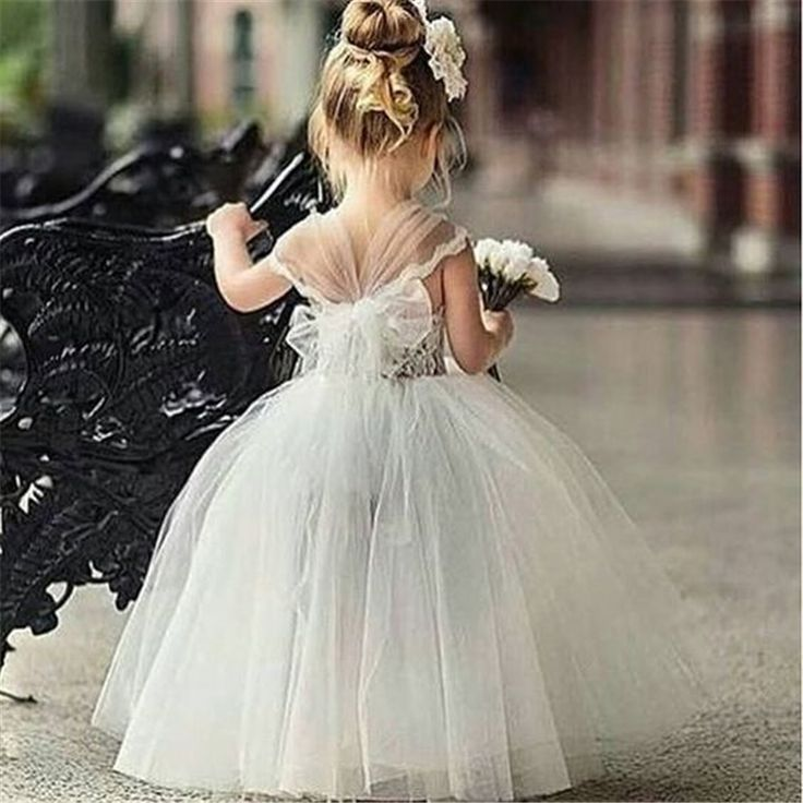 25  best Cute flower girl dresses ideas on Pinterest | Cute girl ...
