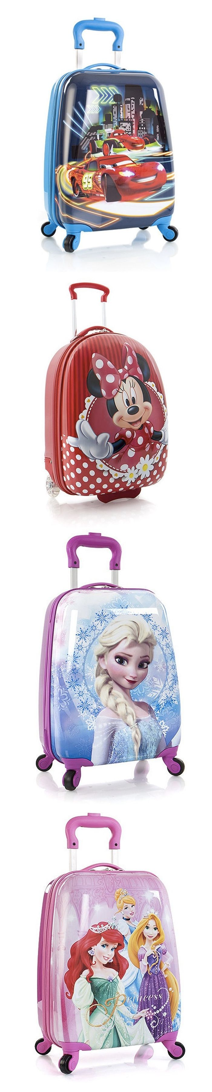 Disney luggage for kids