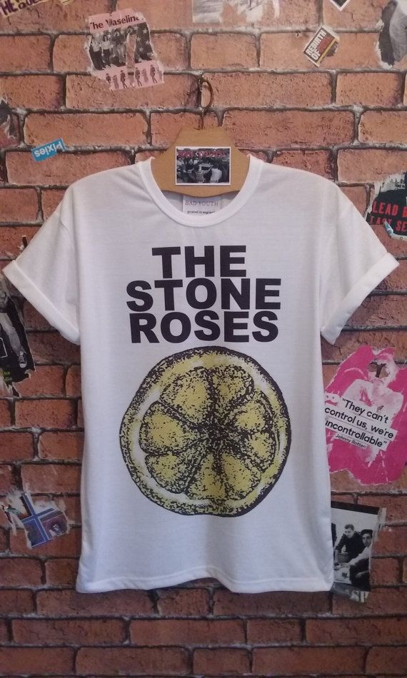 Hey, I found this really awesome Etsy listing at https://www.etsy.com/listing/234304845/mens-the-stone-roses-indie-t-shirtt