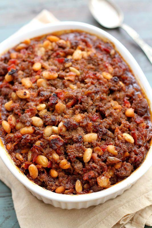 Best 25 Baked Bean Casserole Ideas On Pinterest Lupe
