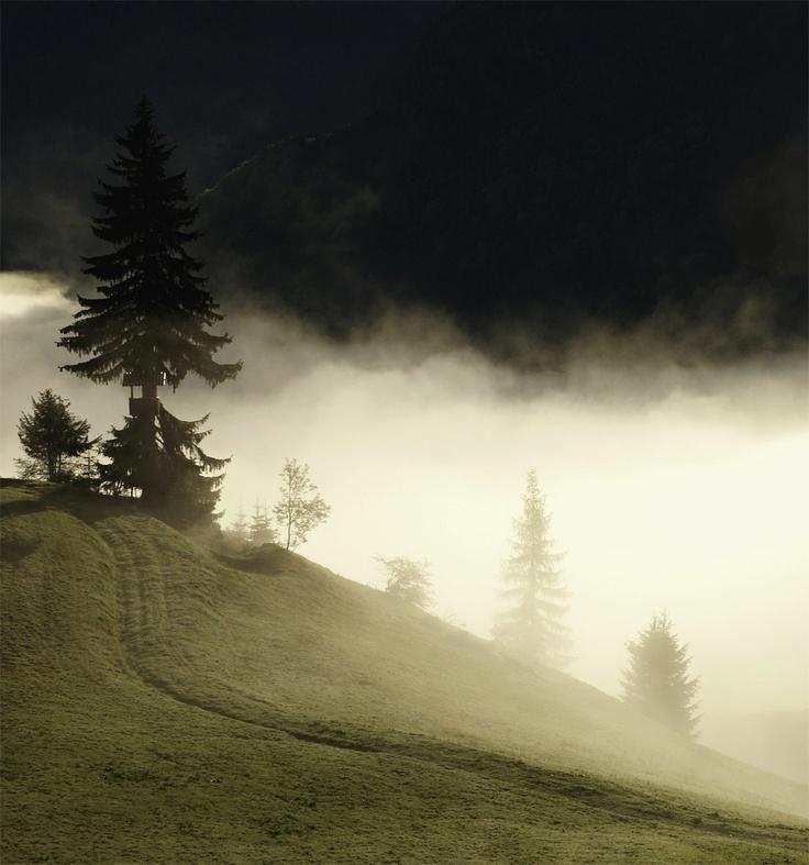 Landscape (Juraj Jakubisko would be delighted)