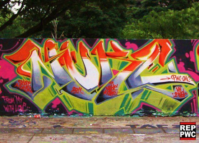 #nukeuno #graffiti #sommerset