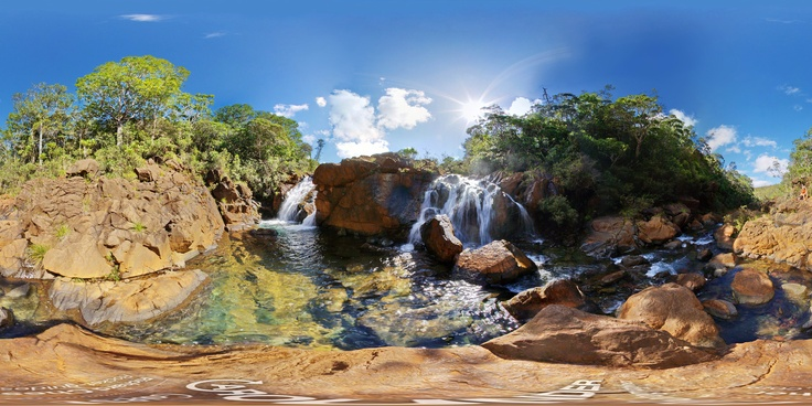 Twin Falls, Carinage River, Baie du Prony - New Caledonia excursions - Views - Noumea - Arounder