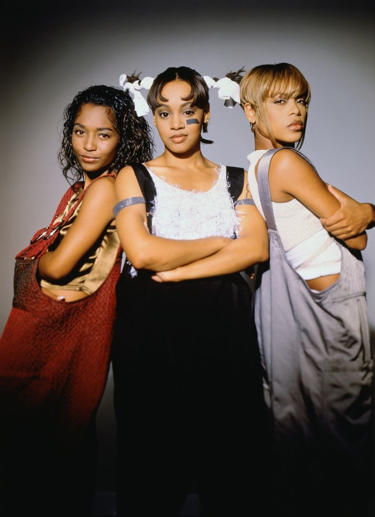 Best girl group of all time! TLC Love their music. May not been born in the 80s but my mom made sure I knew what it was all about .