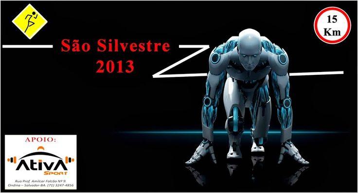 Treinando para São Silvestre 2013
