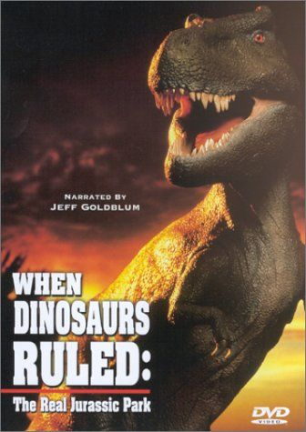 When Dinosaurs Ruled: The Real Jurassic Park @ niftywarehouse.com #NiftyWarehouse #JurassicPark #Jurassic #Dinosaurs #Film #Dinosaur #Movies