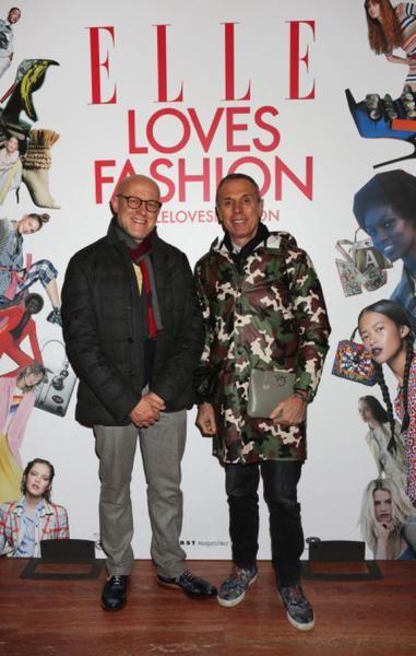 Elle Fashion Loves  Jean-Marc Russenberger - Marco Tiziano Pisani #mtpisani_etabetapr @mtpisani_etabetapr #etabetapr #etabetaprfriends