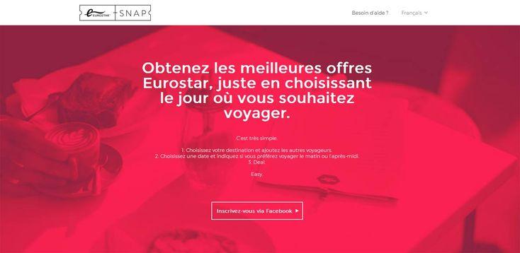 snap-eurostar paris londres pas cher