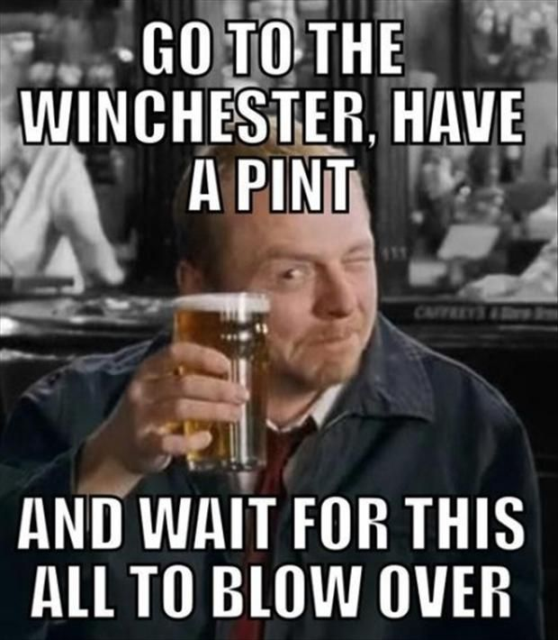 Shaun of the Dead! :)