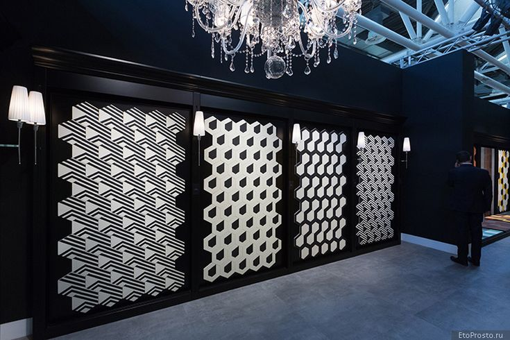 Bisazza на выставке Cersaie 2015