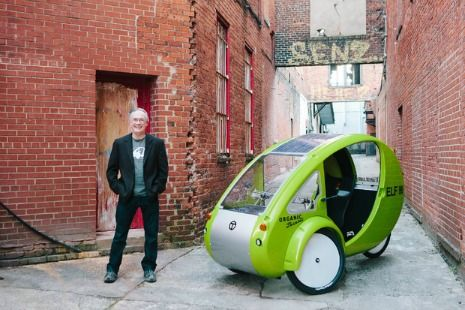 Irez-vous bientôt au travail grâce à la propulsion bio-électro-solaire ? Organic Transit, start-up basée en Caroline du nord et fondée en 2012, a mis au point un tricycle deux places particulièrement bien pensé. Tant du point de vue écologique que de celui du porte-monnaie.
