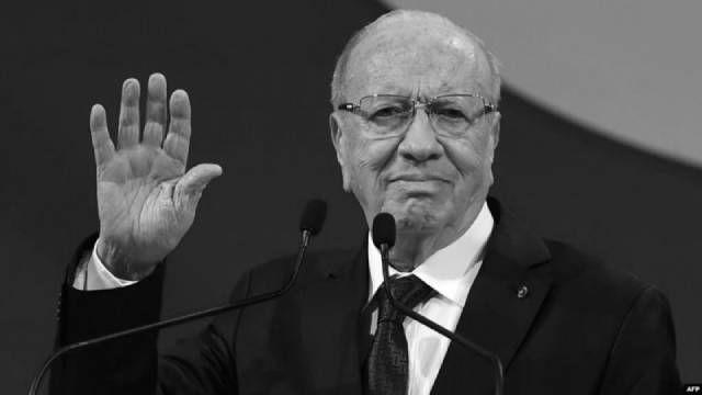 الرئيس التونسي الباجي قايد السبسي في ذمة الله Okay Gesture Thumbs Up