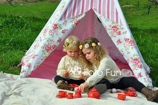 Fairy tale girls in Fairy tale land