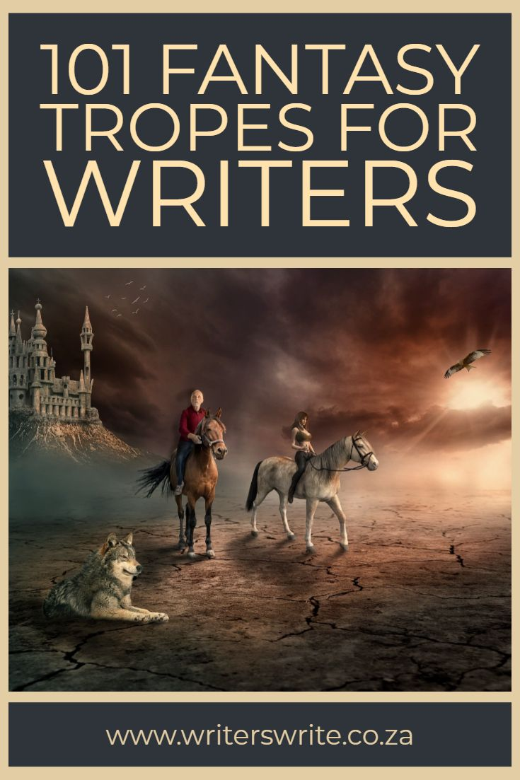 fantasy novel checklist